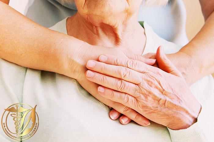 تزریق چربی در ناحیه دست